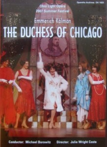 The Duchess of Chicago